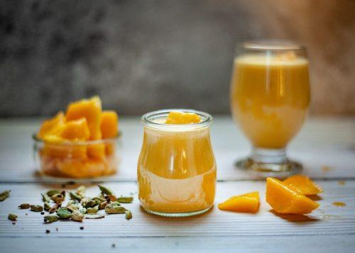 mango smoothie | smoothie med mango
