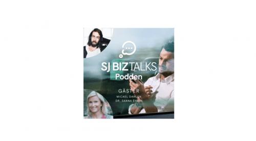 Intervju med Dr. Sanna Ehdin i SJ Biztalk