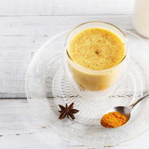 Dr Sannas Guldmjölk (Golden milk recept)