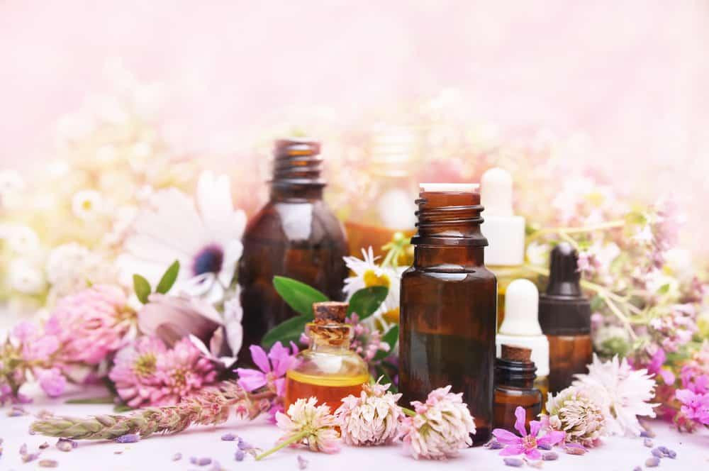 Oljor till hudvård