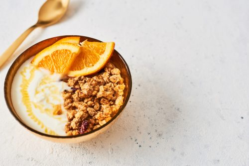 Recept Golden Granola