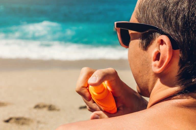 Solkrämers uv-filter påverkar spermiernas funktion