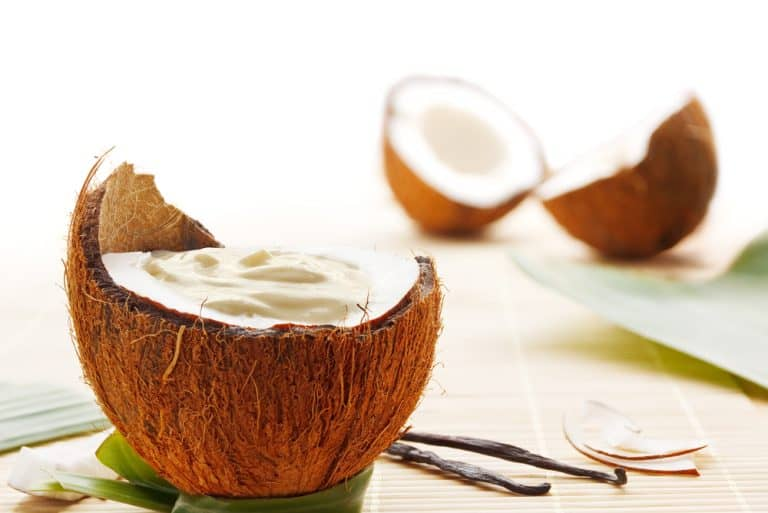 recept ekologisk kokosmousse - Dr Sannas