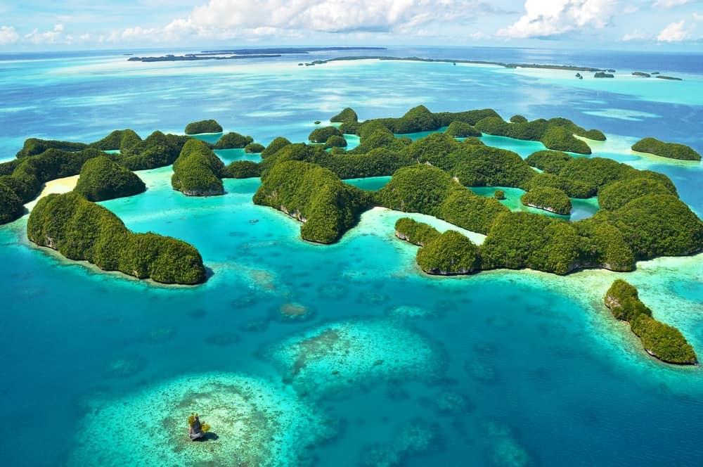 Palau förbjuder solskydd | Dr Sannas solskydd