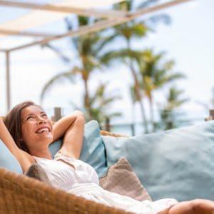 Behåll lystern i ansiktet efter semestern – 5 knep för fortsatt sommarglow