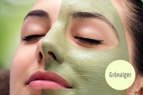 Grönalger och Gröna alger i hudvård | Dr Sannas