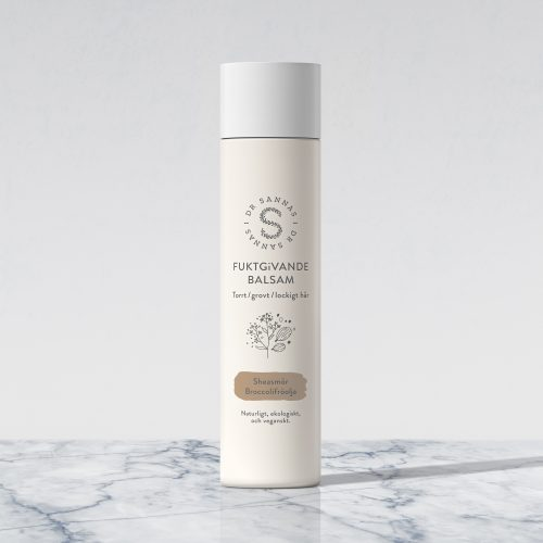 Fuktgivande balsam för Torrt/grovt/lockigt hår