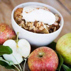 Recept Äppeltarte av Sanna Ehdin