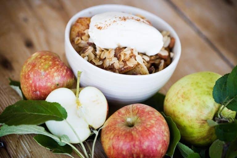 Äppeltarte | Dr Sannas